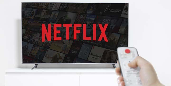 Netflix niet op Youfone Android tv