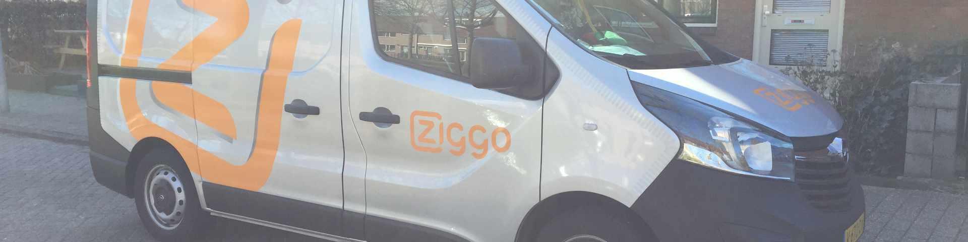 Ziggo rolt meer GigaNet uit