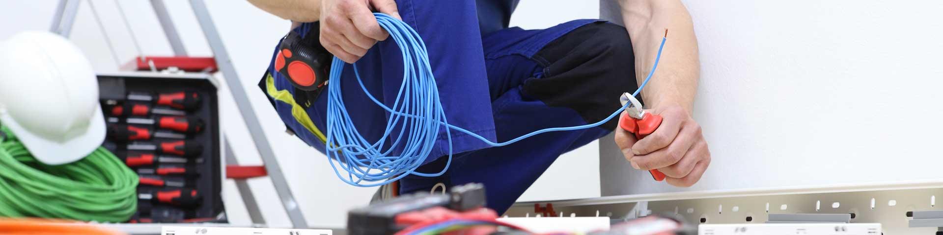 installatie internet door klushulp monteur